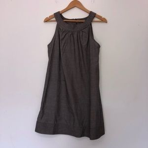 Speed Control | High neck shift dress